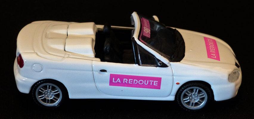 Renault Mégane Cabriolet La Redoute   Caravane Tour de France 1998