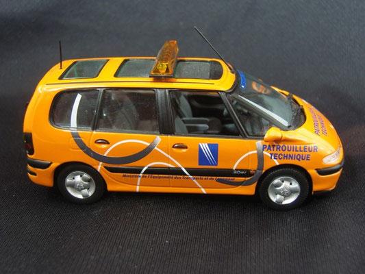 Renault Espace Iii D.D.E.    Tour de France 2001