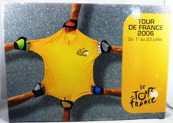 Coffret Véhicules Direction de course Spécial Tour de France 2006