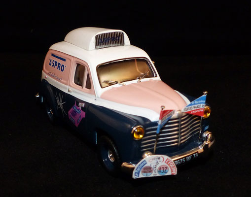 Renault Colorale ASPRO   Caravane Tour de France 1955