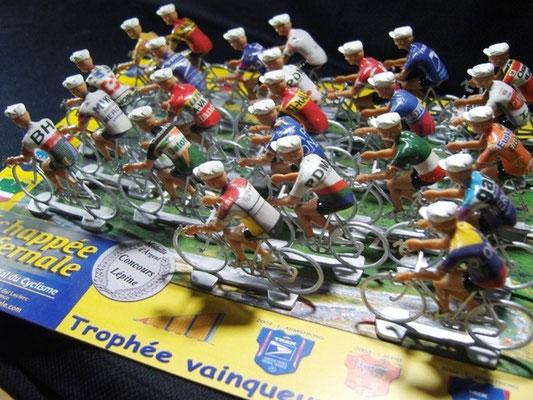 Trophée Vainqueurs Alpe d'Huez   Jeu L'Echappée Infernale
