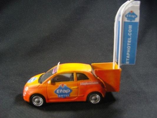 Fiat 500 Etap Hotel  Tour de France 2009