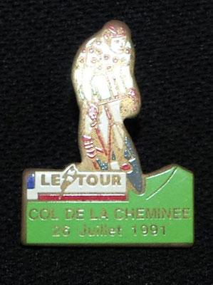 26 Juillet 1991 Col de la Cheminée