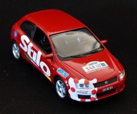 Fiat Stilo CHAMPION     Caravane Tour de France 2002