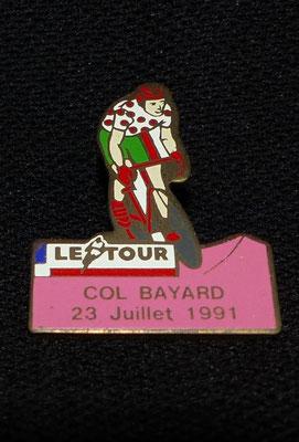 23 Juillet 1991 Col Bayard