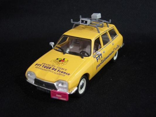 Citroen GS  Break PTT La Poste          Tour de France 1975
