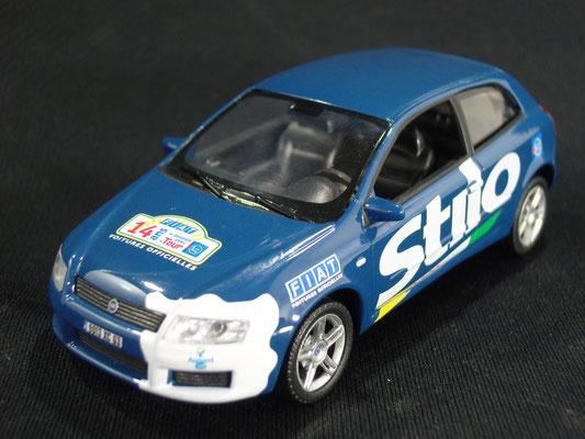 Fiat Stilo AQUAREL     Caravane Tour de France 2002