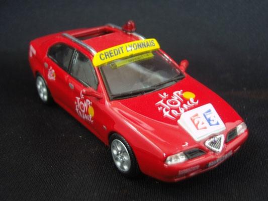 Alfa Roméo 166 Directeur de course    Tour de France 2003