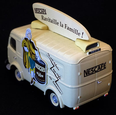 Renault 1000kgs NESCAFE    Tour de France 1955