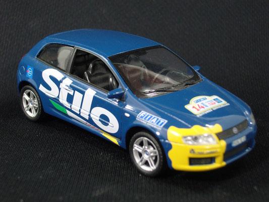 Fiat Stilo Crédit Lyonnais     Caravane Tour de France 2002