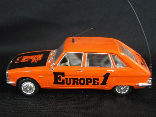 Renault 16 Radio EUROPE 1                                          Tour de France 1969