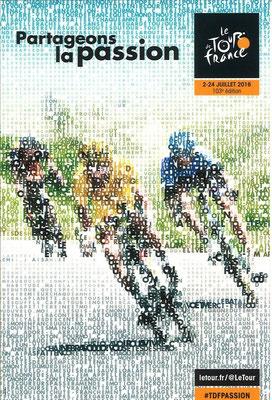 Affiche Tour de France 2016