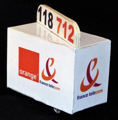 SMART FRANCE TELECOM ORANGE 118 712  Caravane Tour de France 2006