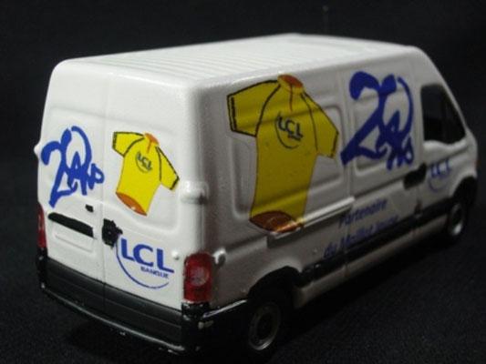 Renault Master LCL  20 Ans  Tour de France 2007