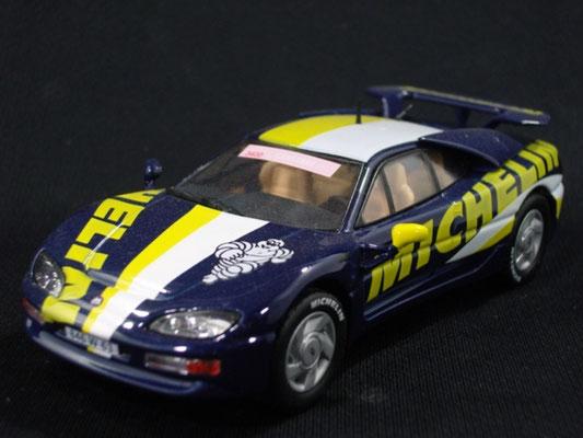Aixam Méga Track Michelin Caravane Tour de France 1997