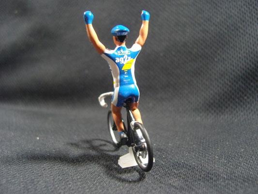 Cycliste Equipe AG2R  Tour de France 2005