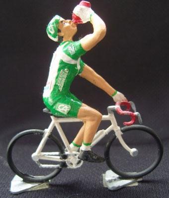 Christophe MOREAU  Equipe Crédit Agricole  Tour de France  2001