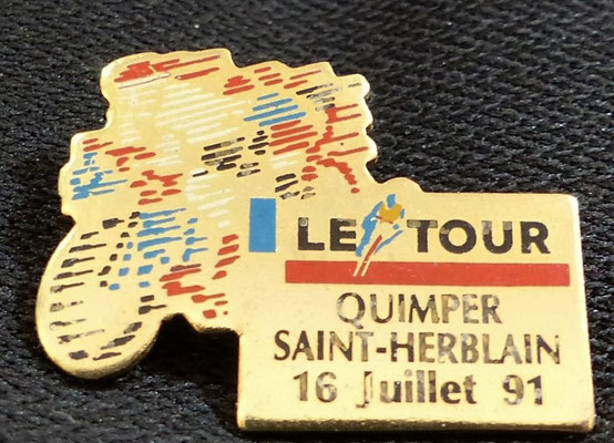16 juillet 1991  Quimper - Saint-Herblain
