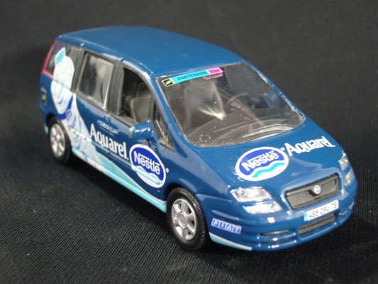 Fiat Ulysse Aquarel   Tour de France 2003