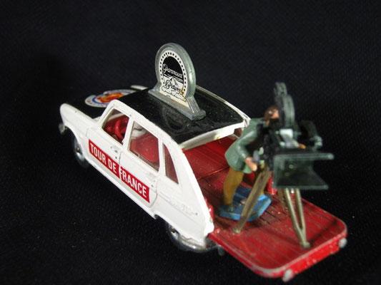 """Renault 16 """"Paramount""""                      Tour de France 1972 ?"""