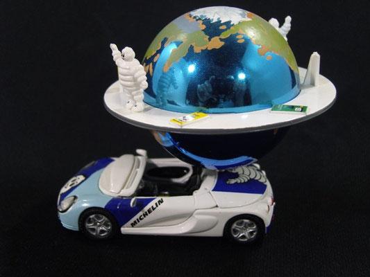 Renault Spider Globe Michelin  Caravane Tour de France 2001