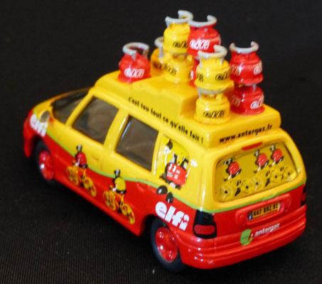 Renault Espace Antargaz Elfi   Caravane Tour de France 2001
