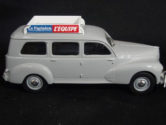 Peugeot 203 Break Commisaire Général  Tour de France 1956