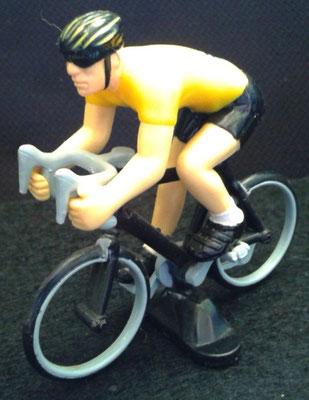Cycliste Maillot Jaune  (Leader Classement général)
