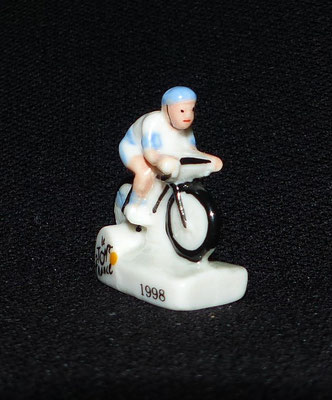Fève Tour de France  Série 2014  Cycliste Tour 1998