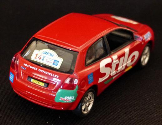 Fiat Stilo PMU     Caravane Tour de France 2002