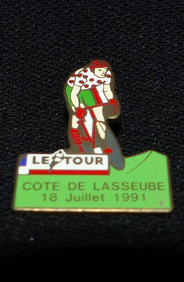 18 Juillet 1991 Cote de Lasseube