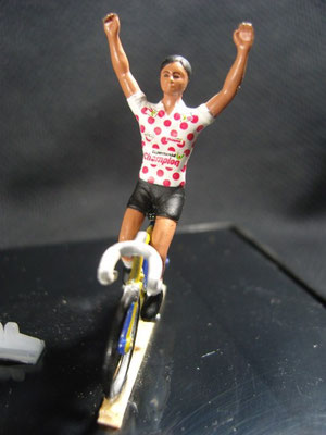 Cycliste Richard VIRENQUE  Tour de France 1997