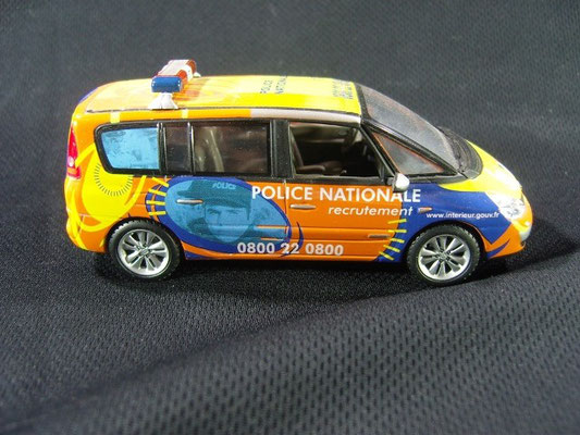 Renault Espace Police Nationale  Tour de France 2003