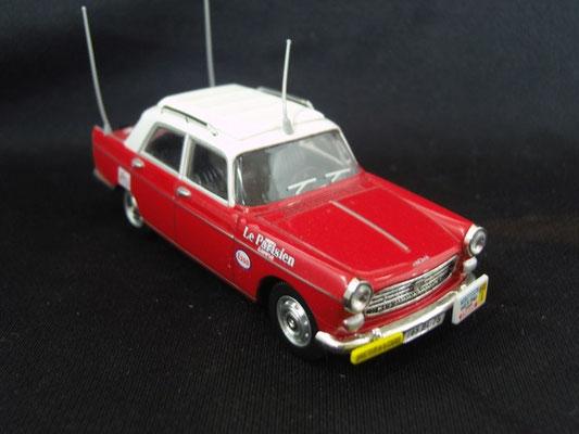 Peugeot 404 Directeur de course                                     Tour de France 1968