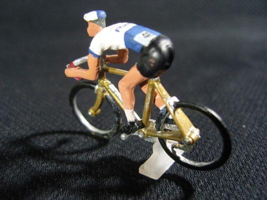 Cycliste Fédérico BAHAMONTES  Equipe MARGNAT PALOMA tour de France 1965