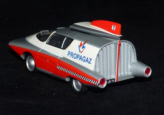 RENAULT FLORIDE PROPAGAZ        Caravane Tour de France 1960