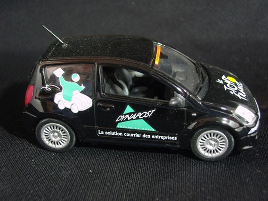 Citroen C2 Dynapost  Caravane Tour de France 2005