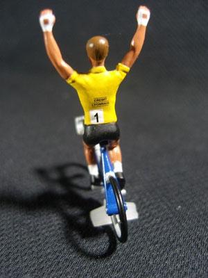 Cycliste Lance AMSTRONG    Tour de France 2002