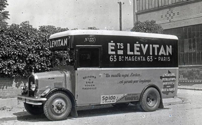 Latil - Levitan - Tour de France - 1935