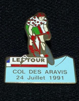 24 Juillet 1991 Col des Aravis