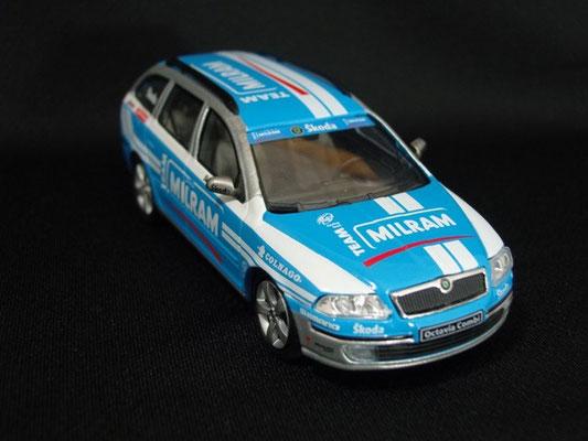Skoda Octavia Equipe MILRAM                                      Tour de France 2006