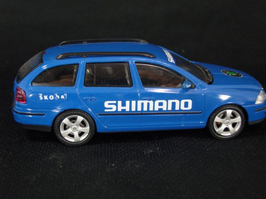 Skoda Octavia Assistance SHIMANO