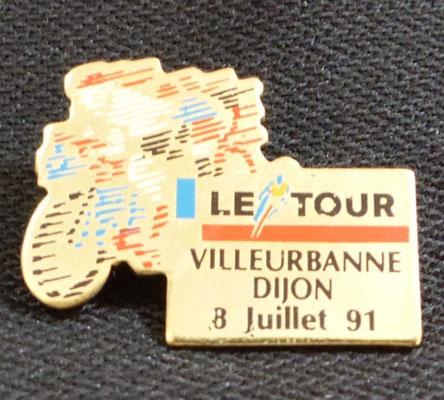 8 juillet 1991  Villeurbanne - Dijon