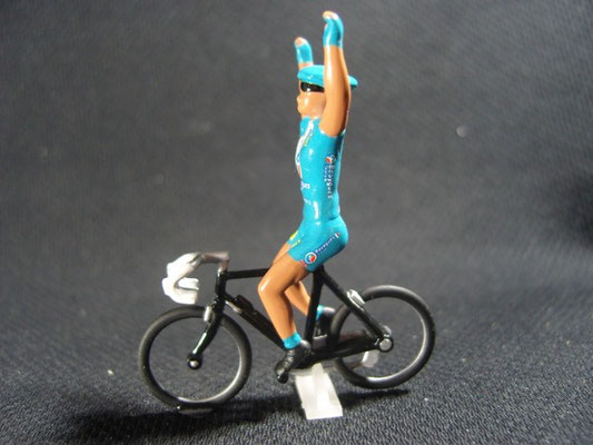 Cycliste Equipe Bouygues Télécom