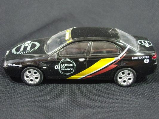 Alfa Romeo 166 Véhicule VIP                                          Tour de France 2001