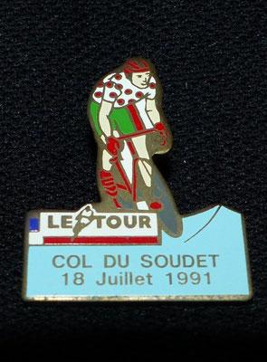 18 Juillet 1991 Col du Soudet