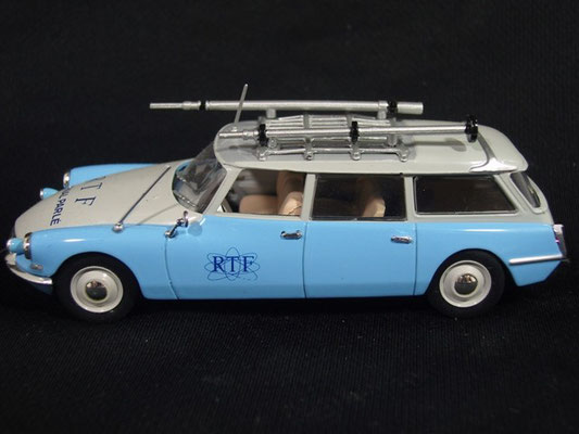 Citroën ID 19 ORTF                                                               Tour de France