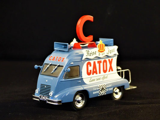 Renault 1000 Kgs  CATOX     Caravane Tour de France 1952