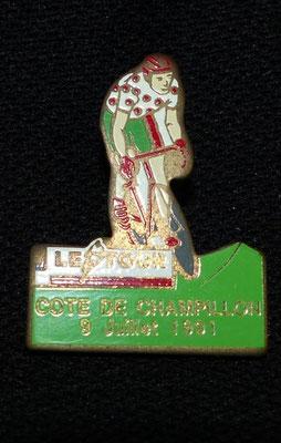9 Juillet 1991 Cote de Champillon