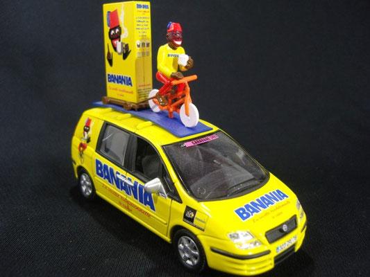 Fiat Ulysse Banania   Tour de France 2003